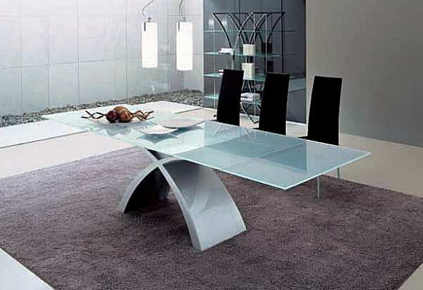 Tavolo TONIN CASA TOKYO - 6951FSV_glass. Tavoli e Sedie. Acquistare ...
